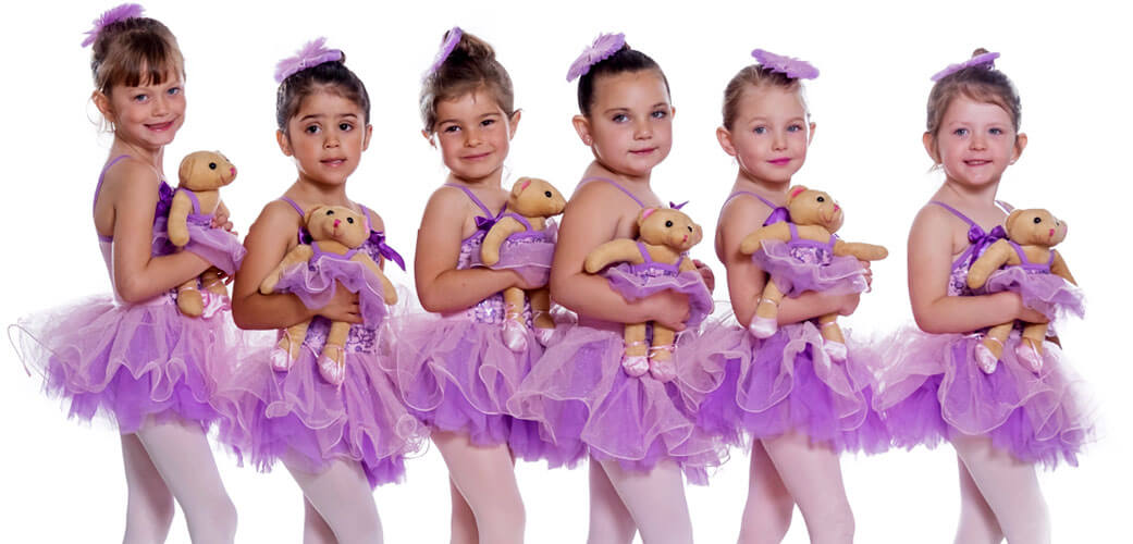 Give your child the gift of dance.  Try a class for free!